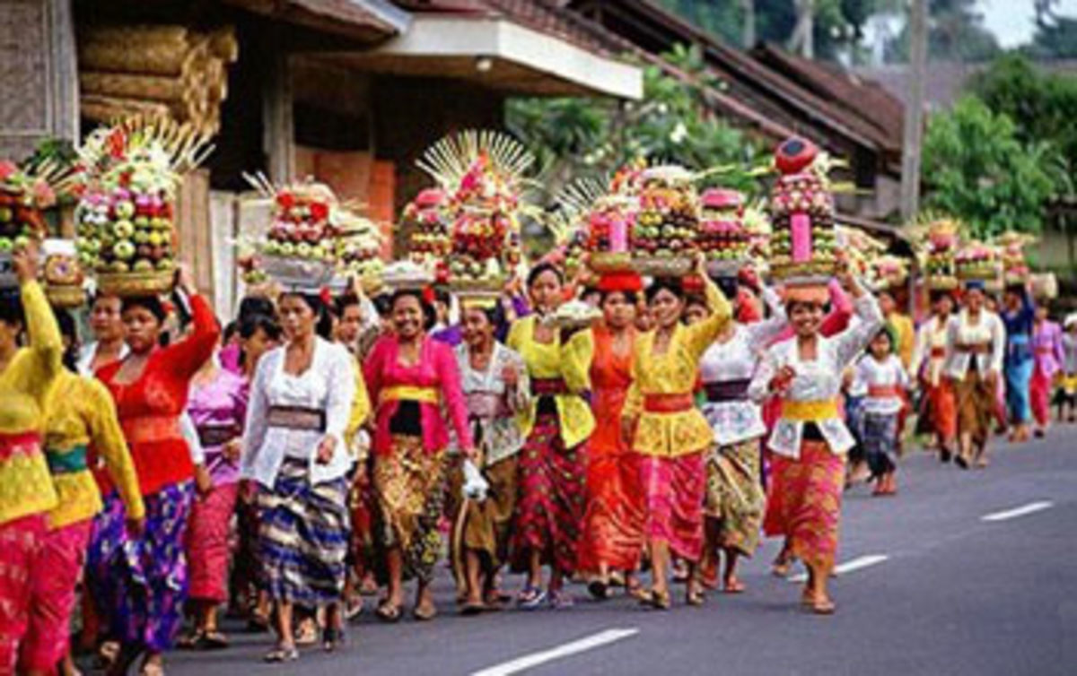 Headline for Festivals in Bali - Colourful Attractions