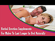 Herbal Erection Supplements For Males To Last Longer In Bed Naturally