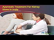 Ayurvedic Treatment For Kidney Stone In India