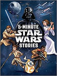 Star Wars: 5-Minute Star Wars Stories (5 Minute Stories) by LucasFilm Press