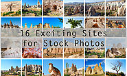 16 Exciting Sites for Stock Photos