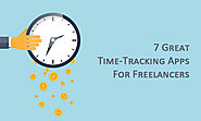 7 Great Time-Tracking Apps For Freelancers | BforBlogging.com