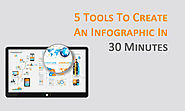 5 Tools To Create An Infographic In 30 Minutes