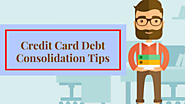 How Can I Consolidate Credit Card Debt?
