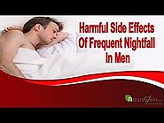 Harmful Side Effects Of Frequent Nightfall In Men