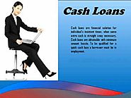 Reliable and Convenient Cash loans for Salaried Class community