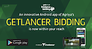 Launch a freelance bidding app to Android users using Getlancer Bidding