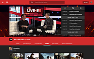 YouTube Gaming launches 'event pages' to make finding coverage easier, starting with E3