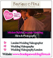 Wedding Videography UK