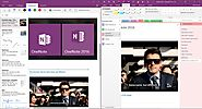 OneNote 2016 VS OneNote App Windows 10