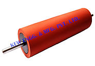 Rubber Roller | KEW ENGG. & MFG. PVT. LTD.