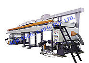 Lamination Machine, High Speed Film Lamination Machine