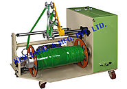 Trim Rewinder, Slitting Rewinder Machine, Converting Machinery