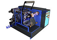 Doctoring Rewinding Machine Manufacturer, KEW ENGG. & MFG.