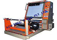 Inspection Rewinding Machine, KEW ENGG. & MFG.