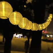 Solar Powered Hanging Lanterns Powered by RebelMouse