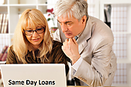 Same Day Loans- Work as Best Friend When You Need Money!