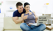 Bad Credit Installment Loans- Handle Financial Issues Smartly When Have Low Credit!