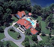 5. Lake Murray – Mediterranean-Style Estate $2,190,000
