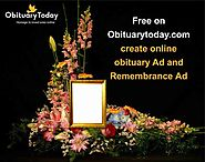 PUBLISH FREE REMEMBRANCE ONLINE POSTS HERE!