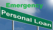 Emergency Personal Loans - Obtain Immediate Cash at Home