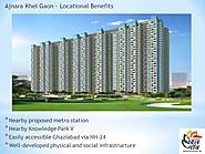 Flats in Ajnara Khel Gaon Greater Noida West – Investors Clinic