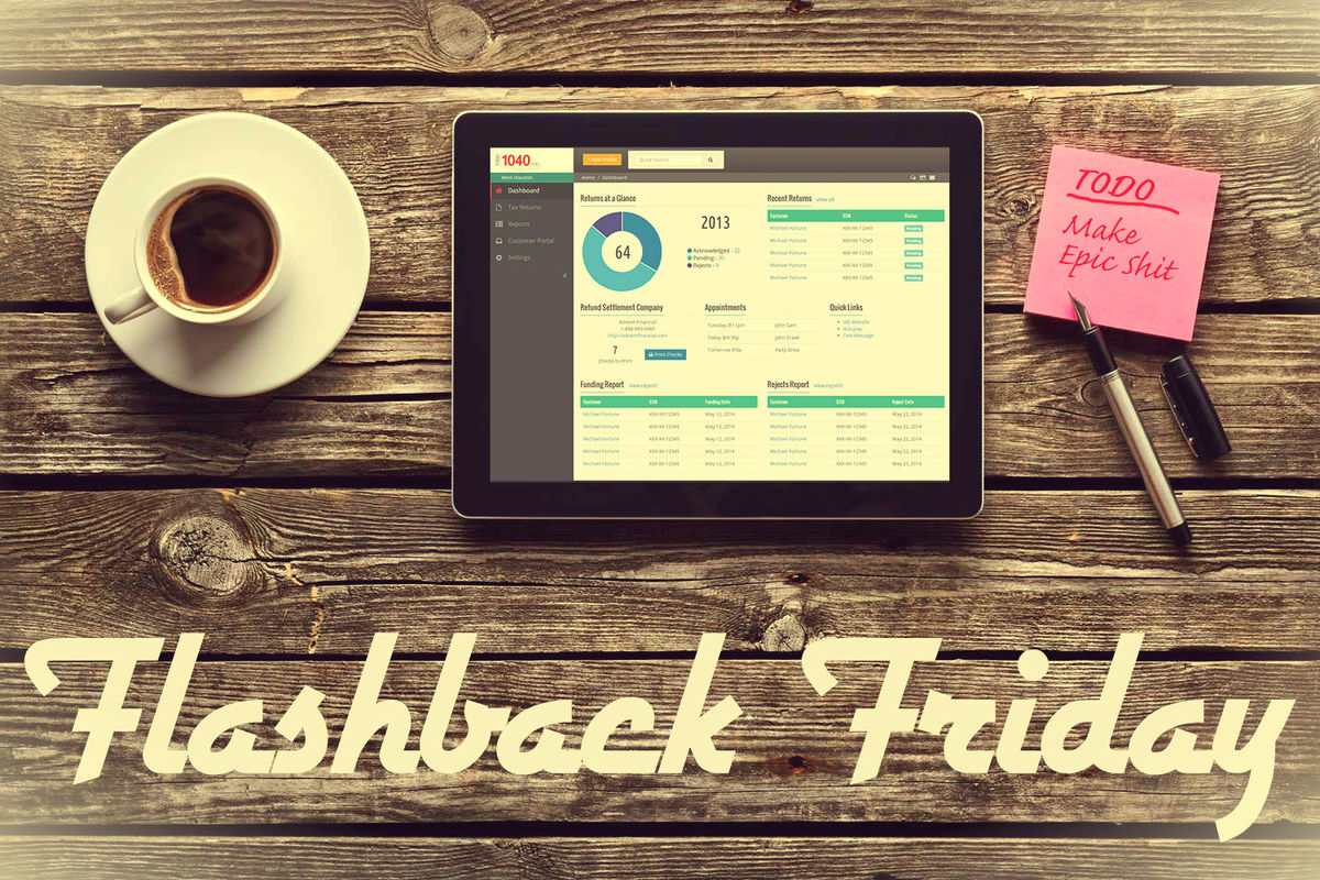 Headline for Flashback Friday: Best Articles in UX, Design & Ecommerce This Week (May 30-June 3)