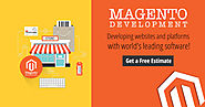 Custom Magento Ecommerce Website Development - Hire EWDC