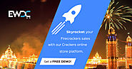 Buy your Online Crackers Store with EWDC - Get Free Demo