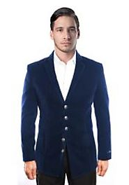 High Quality Velvet Blazers For Men