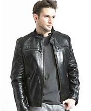 Mens Designer Leather Jackets For A Cool And Funky Look