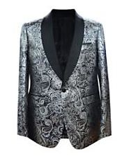 Get The Trendiest Collection Of Mens Paisley Blazer