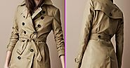 Trench Coat For Women: Something Which Is Just Perfect For Women Wardrobe