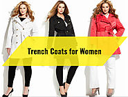 Trench Coats for Women - Guide to Fashionable and Practical Excellence