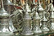 Omani Coffee pots