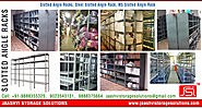 Slotted Angle Rack manufacturers in india