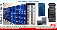 Pigeon Hole Rack manufacturers in india