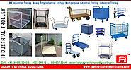 Industrial trolleys manufacturers in india