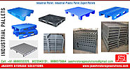 Industrial Pallet manufacturers in india