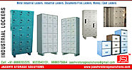 Industrial Lockers manufacturers in india