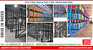 Drive In Rack manufacturers in india