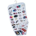 80-Pocket Hanging Jewelry and Accessories Organizer