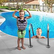 Superhero Muscle Flotation Vests