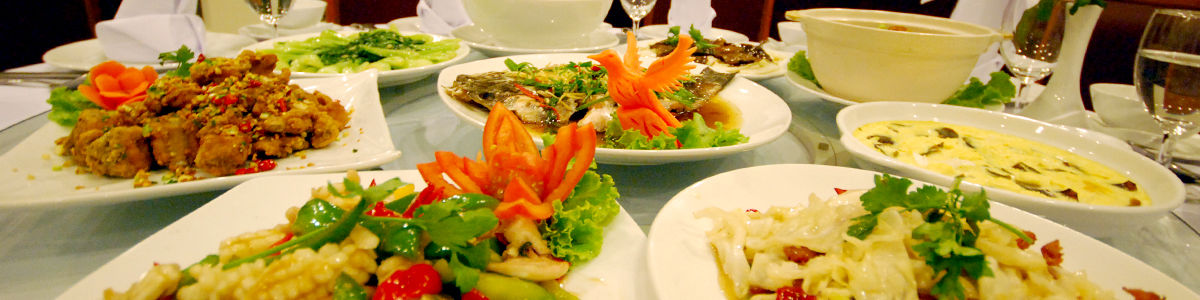 Headline for Most Popular Dishes in Angkor – A world of culinary delights.