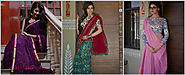 Traditional Office Sarees for Online Shopping