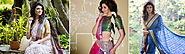 Pure Cotton Sarees for Online Shopping