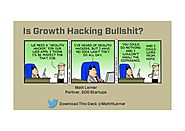 A no-bullshit framework for growth hacking