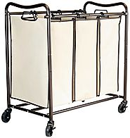 Awesome Heavy Duty Laundry Sorter Carts - Reviews