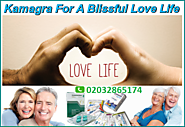 Shop Kamagra Tablets Online For a Blissful Love Life