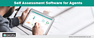 Self Assessment Software for Agents - Nomisma Solution